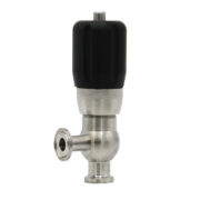 Sanitary Mini Pressure Overflow Safety Valve with TC end 25.4mm